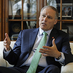 Jay Inslee: State on Track to Fully Reopen June 30