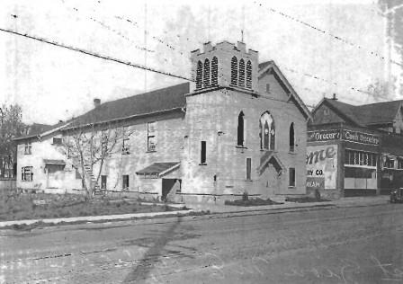 First AME Episcopal Zion Churchx