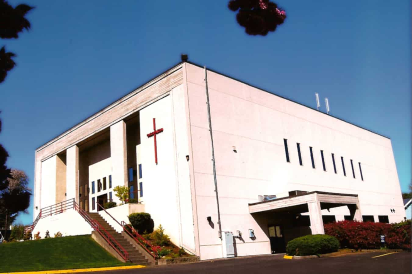 Maranatha Church in Portland, Oregon