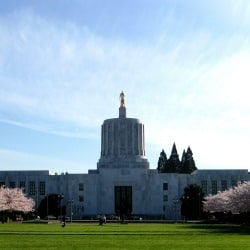 Oregon Lawmaker Charged for Breach of Oregon State Capitol