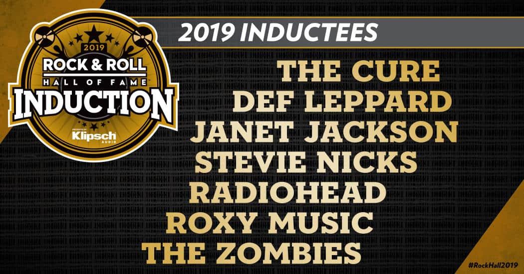 RocknRoll Hall of fame