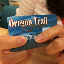 oregon food stamp ebt card